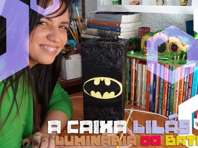 A Caixa Lilás 003 - Luminária do Batman