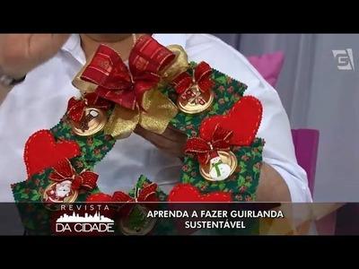 Revista da Cidade - Guirlanda Sustentável (07.11.14)