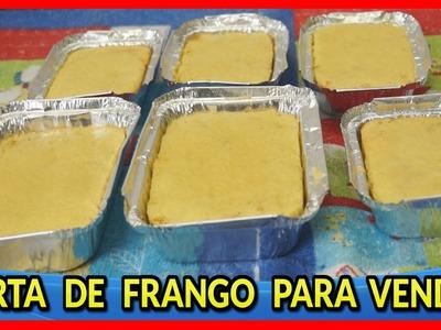 TORTA DE FRANGO NA MARMITA(FAÇA&VENDA)