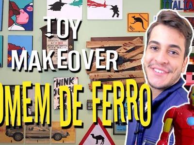 TOY MAKEOVER HOMEM DE FERRO - Victor Lamoglia