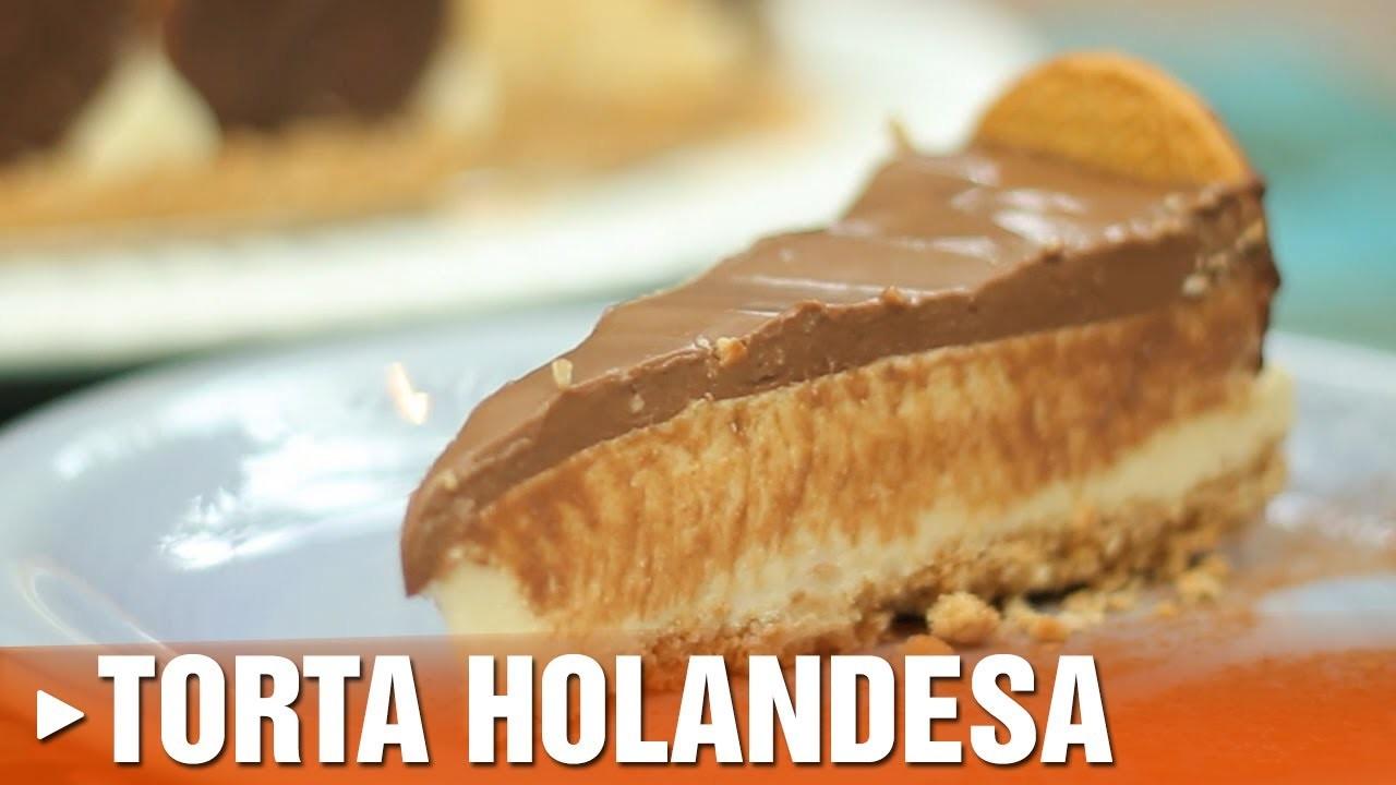 Como Fazer Torta Holandesa