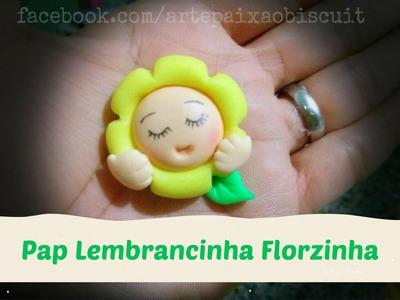 Florzinha com rostinho