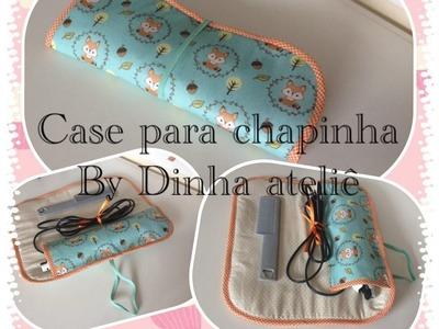 Case para chapinha # dinhatododia  #veda