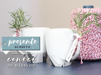 DIY: Caneca de Mármore | WESTWING