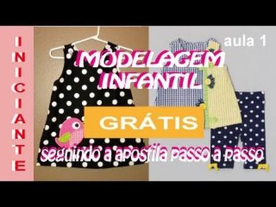 Modelagem Infantil Para Iniciantes - Aula 1.6