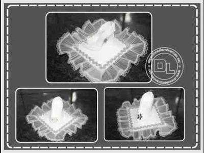 DIY lembrancinha de casamento  - scarpin em EVA - Souvenir wedding