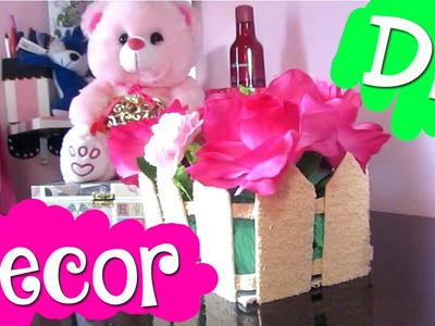 DIY CERQUINHA DE FLORES | Room Decor