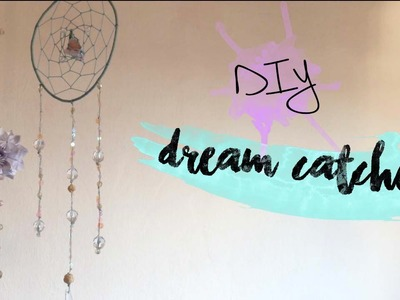 DIY   Filtro de Sonhos:Dream Catcher