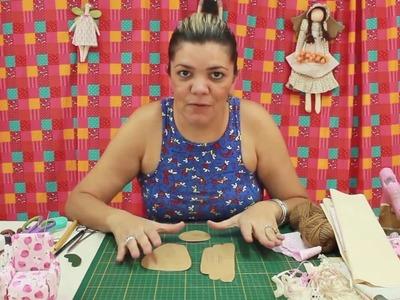 #DIY Passo a Passo Anjinho - Ateliê Moça Bonita