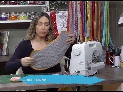 Como fazer um tapete para seu gato - 25.07.16 - 2da parte
