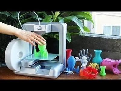 Mundo Tech - Impressora 3D revoluciona o mundo das impressões