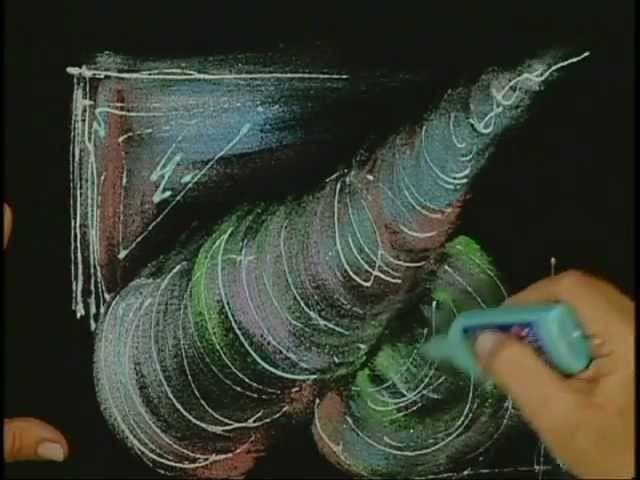Acabamento em tecidos com delineador - Artesanato - Acrilex