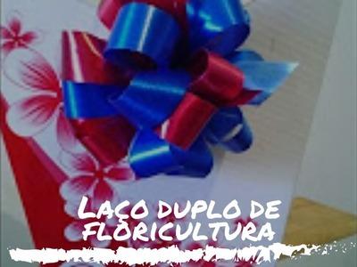 Aula - como fazer a famosa Flor dupla de Floricultura ## Fátima Paulista
