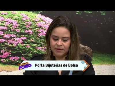 Porta Bijuterias   - por Renata Herculano