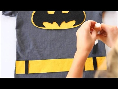 FANTASIA BATMAN - COMO FAZER