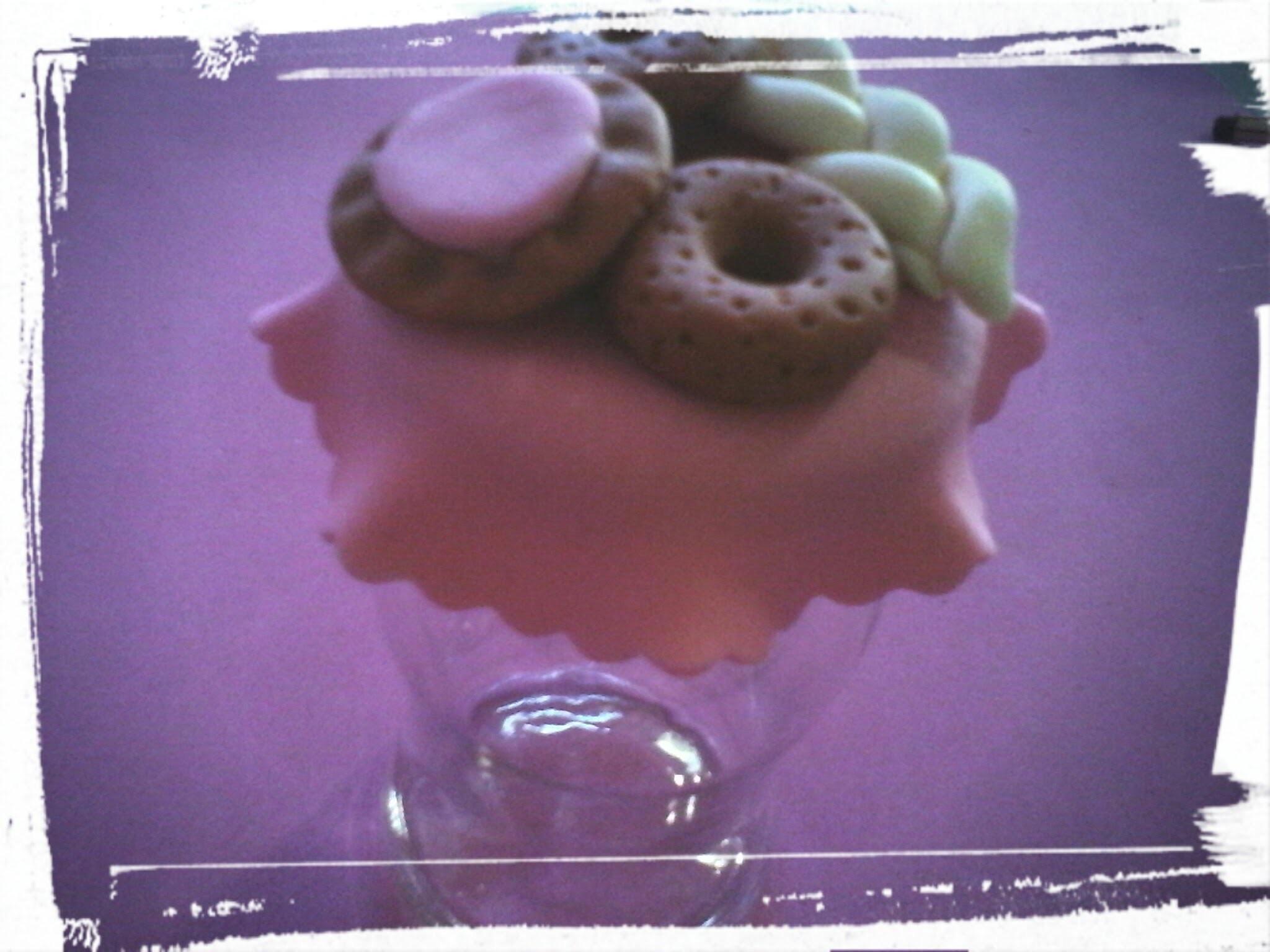 Pap pote decorado em biscuit 3