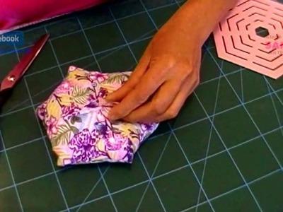 Aprenda a fazer um agulheiro modelo florzinha