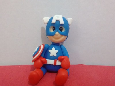 Herois1 Cap America, Batman