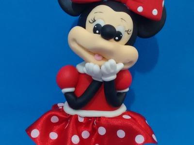 Minnie em biscuit  1