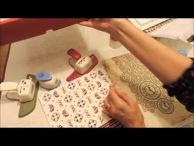 Álbuns Casa da Arte + Toke e Crie parte 1 - Atelier Bela Arteira