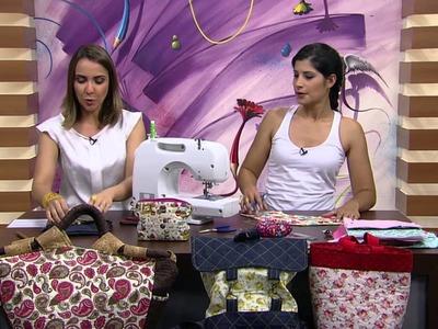 Mulher.com - 01.02.2016 - Estojo manicure - Camila Martins PT1