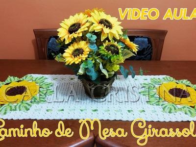 Caminho de Mesa Girassol: VideoAula 2.2
