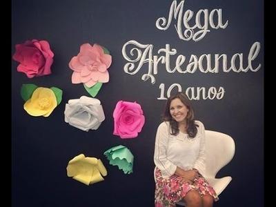 Especial Mega Artesanal 2016 - Programa Arte Brasil - 22.07.2016 -
