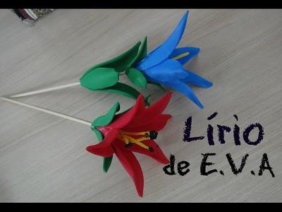 Lírio de E.V.A.