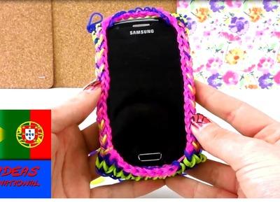 Como fazer capinhas de celular com elastico Smartphone Case Samsung Galaxy S III Mini