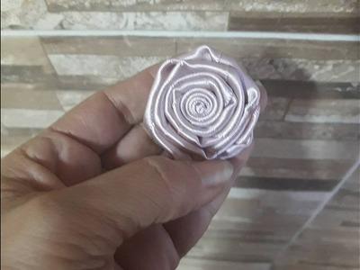 Flor Enrolada  ( tipo flor doida que nem eu )