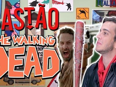 LUCILLE: O BASTÃO DO NEGAN (The Walking Dead) - Victor Lamoglia