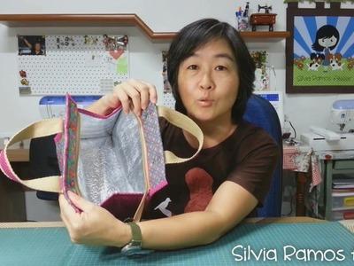 DIY - Trailer Vídeo Aula Lunch Bag Térmica