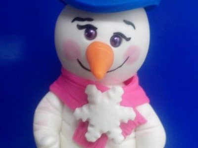 Boneco de Neve-Biscuit-#24