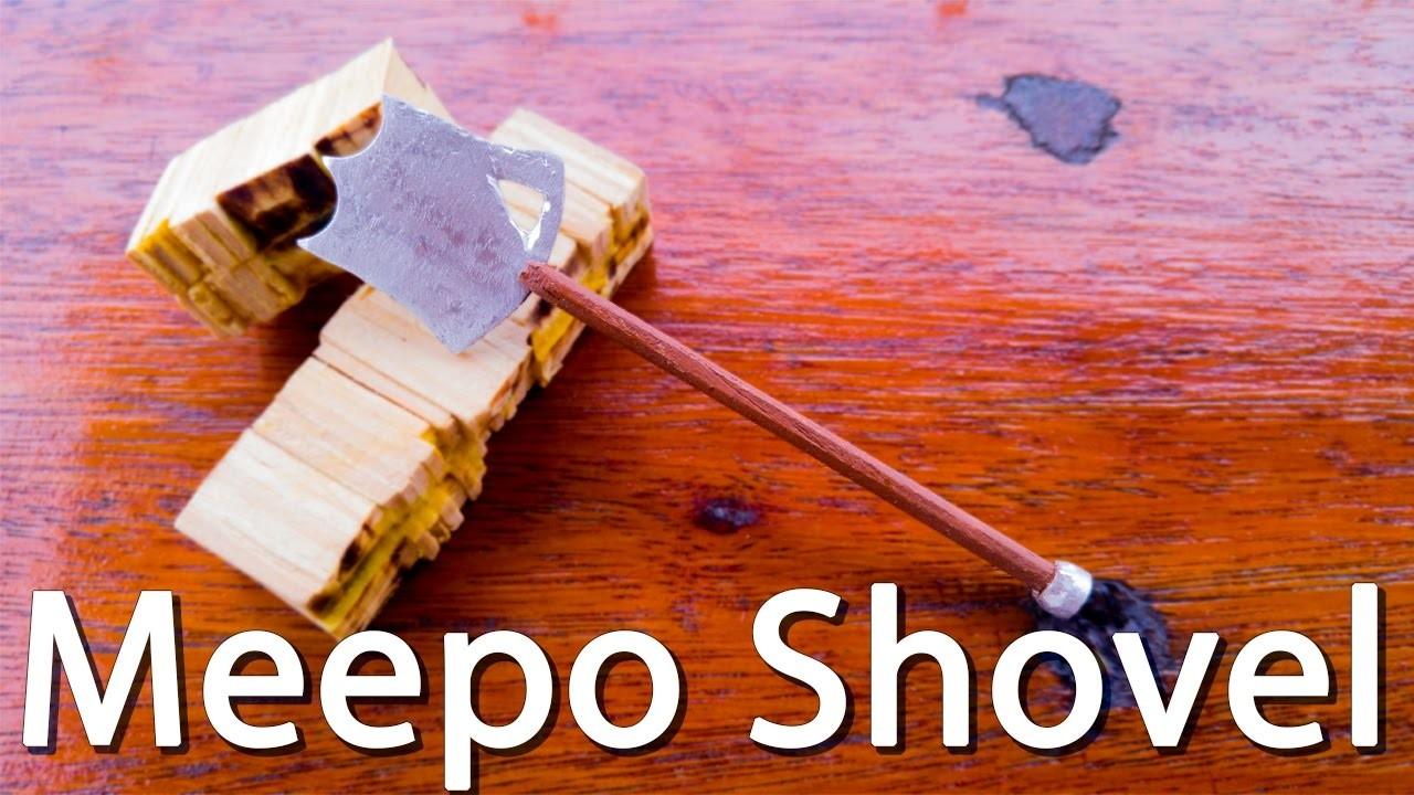 Craft #26 - Fazendo a Pá do Meepo (Dota 2)
