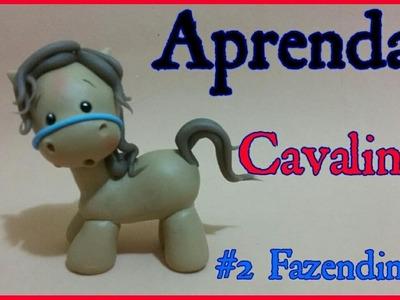 DIY- # 2 CAVALINHO. ELISANGELA MOTTA