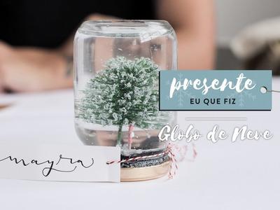 DIY: Globos de Neve | WESTWING