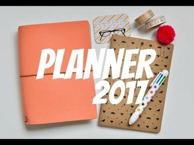 Meu planner 2017 - A. Craft