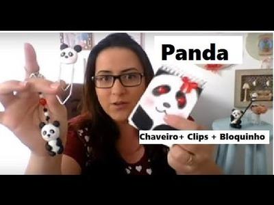 #1 - DIY Kit de Panda - Raquel Fontinele