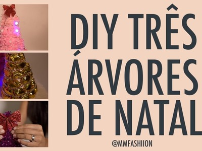 DIY DE NATAL #2: ARVORE DE NATAL CRIATIVA | ARVORE DE POMPOM