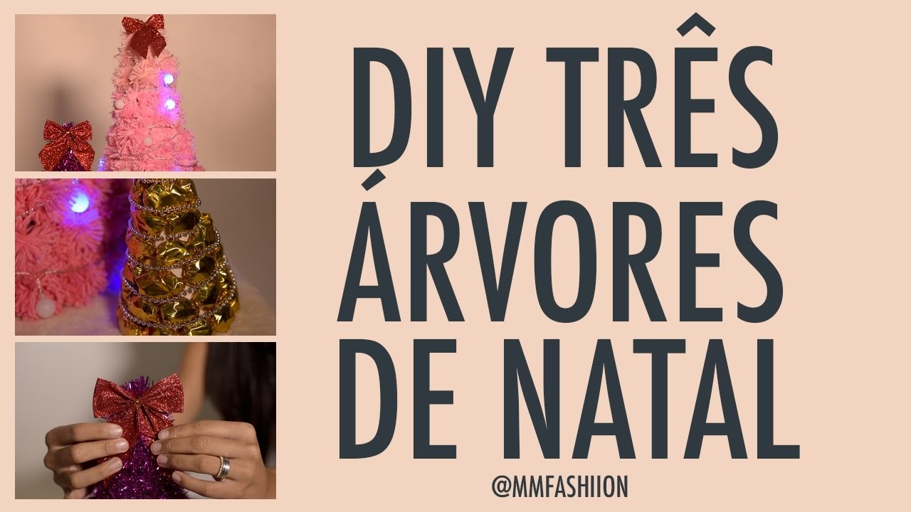 DIY DE NATAL #2: ARVORE DE NATAL CRIATIVA   ARVORE DE POMPOM