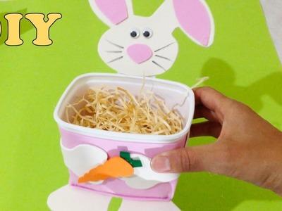 Reciclando Pote de Margarina Caixa de Bombom - DIY Artesanato