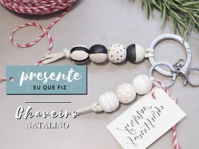DIY: Chaveirinho natalino | WESTWING