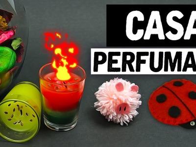 8 DICAS para aromatizar e perfumar sua casa