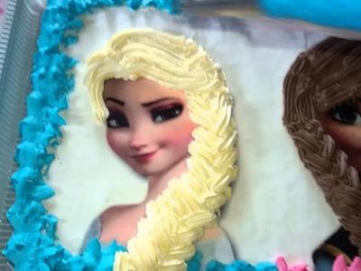 Como fazer trança da Ana Frozen
