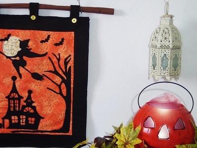 Decoração de Halloween - Panô | Má Patchwork