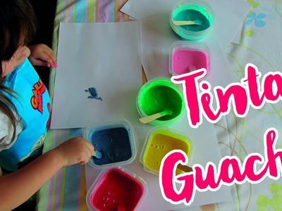 Como fazer Tinta Guache