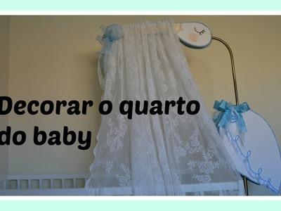Como fazer um Cegonha para decorar o quartinho do bebe