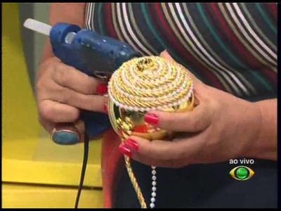 SUPER ÚTIL - Artesanato com bolas | Laura Lima | João Lucas e Pedro - Parte 2.wmv
