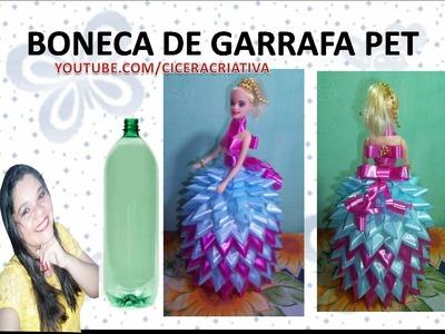 Boneca de garrafa pet - Doll pet bottle