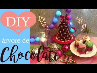 NATAL COLORIDO | DIY: árvore comestível #clubedacasa